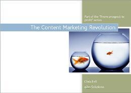 The content marketing revolution