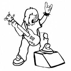 marketing rock star