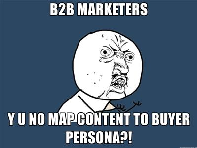 content marketing meme