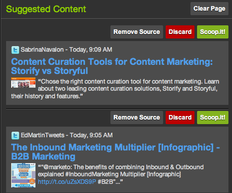 scoop.it curation