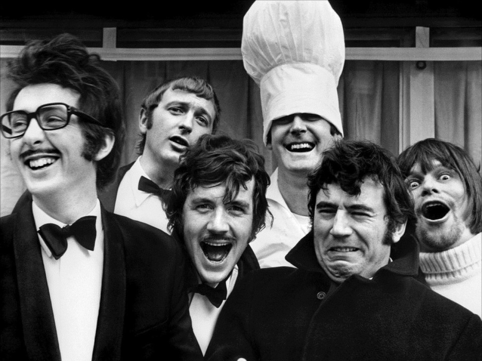 What Monty Python and your content strategy have in common
