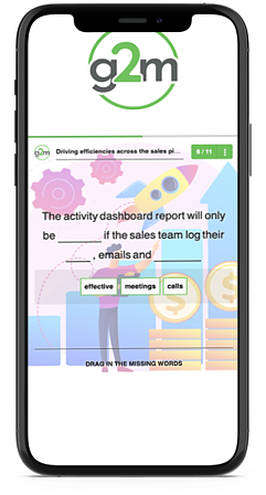 g2m HubSpot Sales Mobile Learning