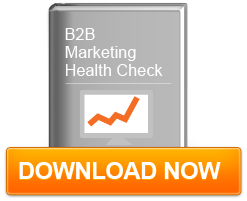 B2B Marketing Health Check